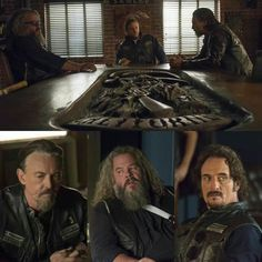 Sons of Anarchy #SOAFX