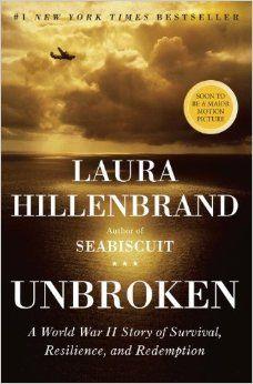 Unbroken. by Laura Hillenbrand. c. 2010. --Call # 940.5472 H65