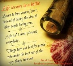 Life lessons quote via www.Facebook.com/ReadLoveAndLearn