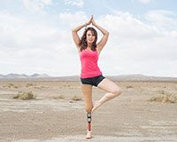 Danielle Orner: Writer, actor, yoga instructor