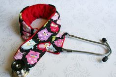 Padded Stethoscope Cover