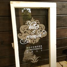 I like and its makeable! Gift idea for the bride and groom?