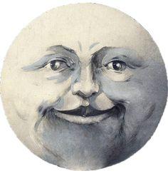 moon - printable