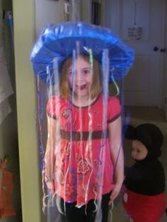 love this jelly fish costume