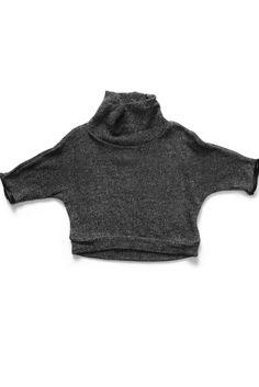 Cowl Sweater - LA Made