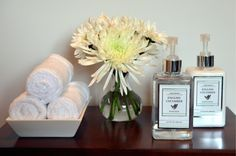 Home staging on pinterest home staging tips real estate - Staging a bathroom to sell ...