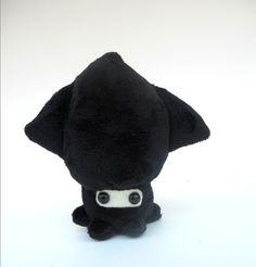 Ninja Squid Plushie by Love-Who on deviantART