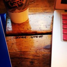 Photo by Elizabeth Gevis at the Brew. Good luck on your midterms, Marquette!