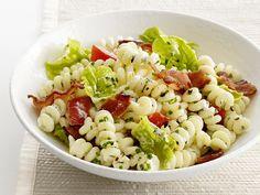 BLT Pasta Salad Recipe : Food Network Kitchen : Food Network - FoodNetwork.com