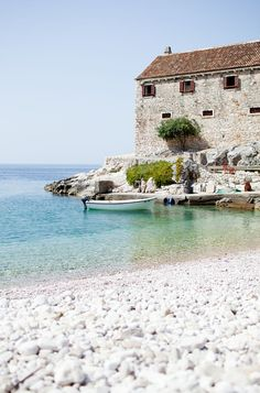 beach, place