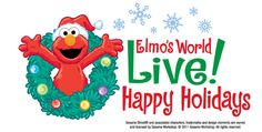 Elmo's World Live! Happy Holidays Show:     Elmo is trying to think of the perfect Christmas gift to give his best friend Dorothy!  Santa encourages Elmo to think and use his imagination.  Elmo soon discovers that the best kind of gift to give is the one that comes from the heart.