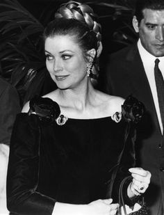 Hermitage Hotel, Monte Carlo.  Princess Grace's 40th birthday party, 1969.  Her sign was Scorpio so she invited other Scorpios to her party and thus it became the Scorpion Party.
