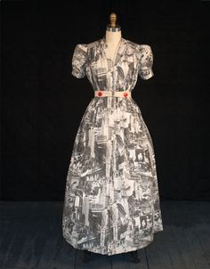 Antiques-Show Dress Is The Fashion Statement of The Season - NYTimes.com