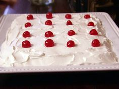Tres Leche Cake Recipe : Ree Drummond : Food Network - FoodNetwork.com