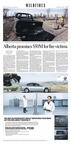 Originally published May 19, 2011.  Alberta Premier Ed Stelmach announced Wednesday the province will put millions toward the support of Slave Lake fire victims, the first funding announcement in what is expected to be a long, expensive reconstruction effort. ...