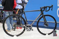 Eurobike 2014: Colnago V1-R Disc (Pic: George Scott/Factory Media)