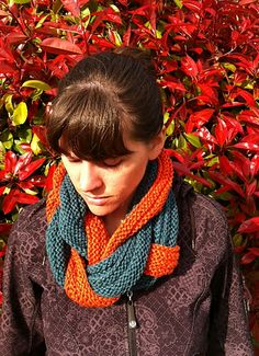 Keefer Cowl by Dana Sloan