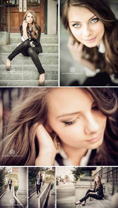 senior girl photography posing ideas