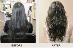 beach wave perm. i love it. My stylist was talking about this the other day... #hair #beauty #hairstyles
