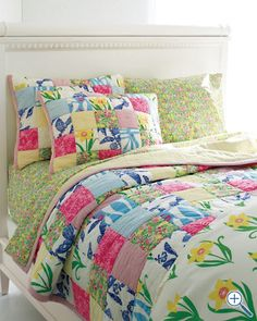 lilly pulitzer bedding!
