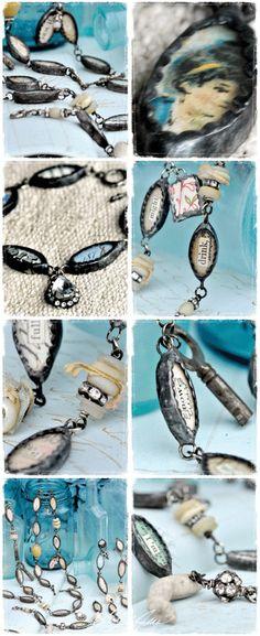 Sally Jean soldered bracelets