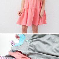 Free Toddler Dress Pattern