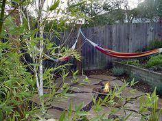 Two-Person Hammocks | Outdoor Retreat | Dan Berger : Garden Galleries : HGTV - Home & Garden Television