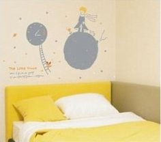 My little prince on pinterest the little prince little - Sticker petit prince ...