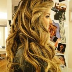 hair colors, the wave, long hair, curl, girl hairstyles
