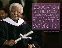 Nelson Mandela (1918-2013) 15 Of Nelson Mandela's Most Inspiring Quotes