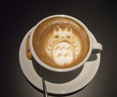 Totoro cup.