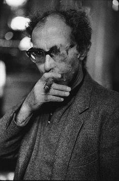 """Jean-Luc Godard - """"A bout de souffle"""" (Breathless) #godard #film"""