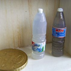 how to: mineral water bottles