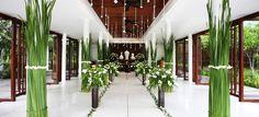 Romance & Weddings | Sarojin Khao Lak Thailand Boutique Beach Resort | Luxury Beach Hotel