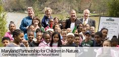 Maryland Partnership for Children in Nature Outdoor Activity Archives
