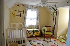 project nurseri, outdoorswoodland nurseri