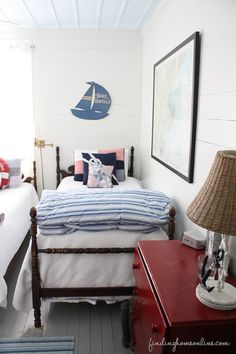 Four Lessons for Decorating a Beach House