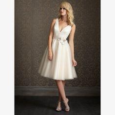 Find Short Reception Bridal Wedding Dress