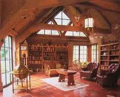 Storybook Home Library