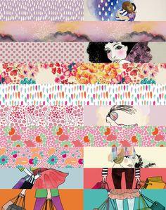 patterns by moniquilla - www.moniquilla.com