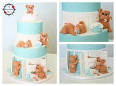 Williams 1st Birthday Bears