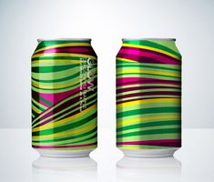 design concepts, beer, packag, families, glow, stripe, bright colors, mix drink, mixed drinks