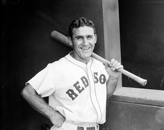 Dom Dallesandro - Red Sox 1936