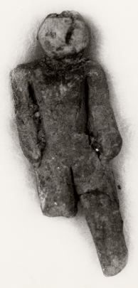 The July 1889 find in Nampa, Idaho, of a small human figure during a well-drilling operation caused intense scientific interest last century. Unmistakably made by human hands, it was found at a depth (320') which would place its age far before the arrival of man in this part of the world.  The find has never been challenged except to say that it was impossible.