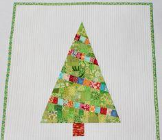 ellison lane, sew, calendar tutori, advent calendars, christma advent, scrappi tree, quilt tutorials, christmas trees, lane quilt