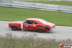 Billy Utley's 1970 Chevrolet Nova was the top qualifier in GT3K at the #DriveUSCA event at Pittsburgh and received an invite to the 2014 #OUSCI