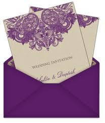 Wedding Invitation card is a way of honouring the bride and a lovely tradition to follow.