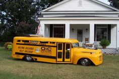Custom school buses - General Anarchy - Sailing Anarchy Forums