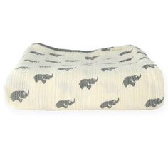 MIDWEIGHT MUSLIN ALWAYS BLANKET - GREY ELEPHANT  http://www.monicaandandy.com/accessories/midweight-muslin-always-blanket-grey-elephant.html
