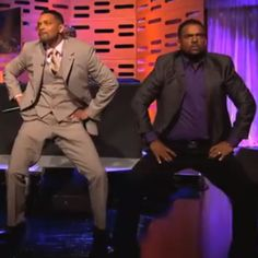 "Watch Will Smith rap The Fresh Prince of Bel-Air, reunite with Carlton, and dance ""The Carlton"" and Jump on it. I loved every second of this video! Will Smith will always be one of my favorites."